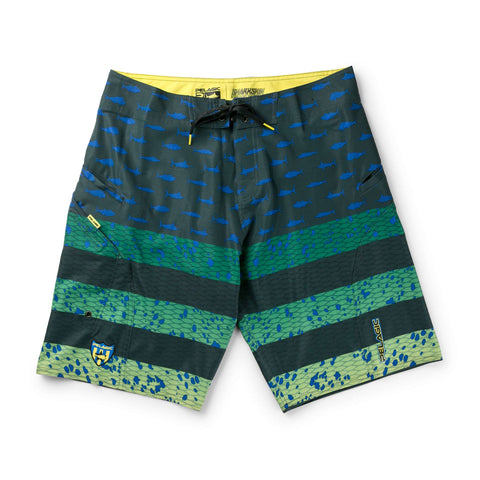 Youth PELAGIC Ridgemont Fishing Boardshort