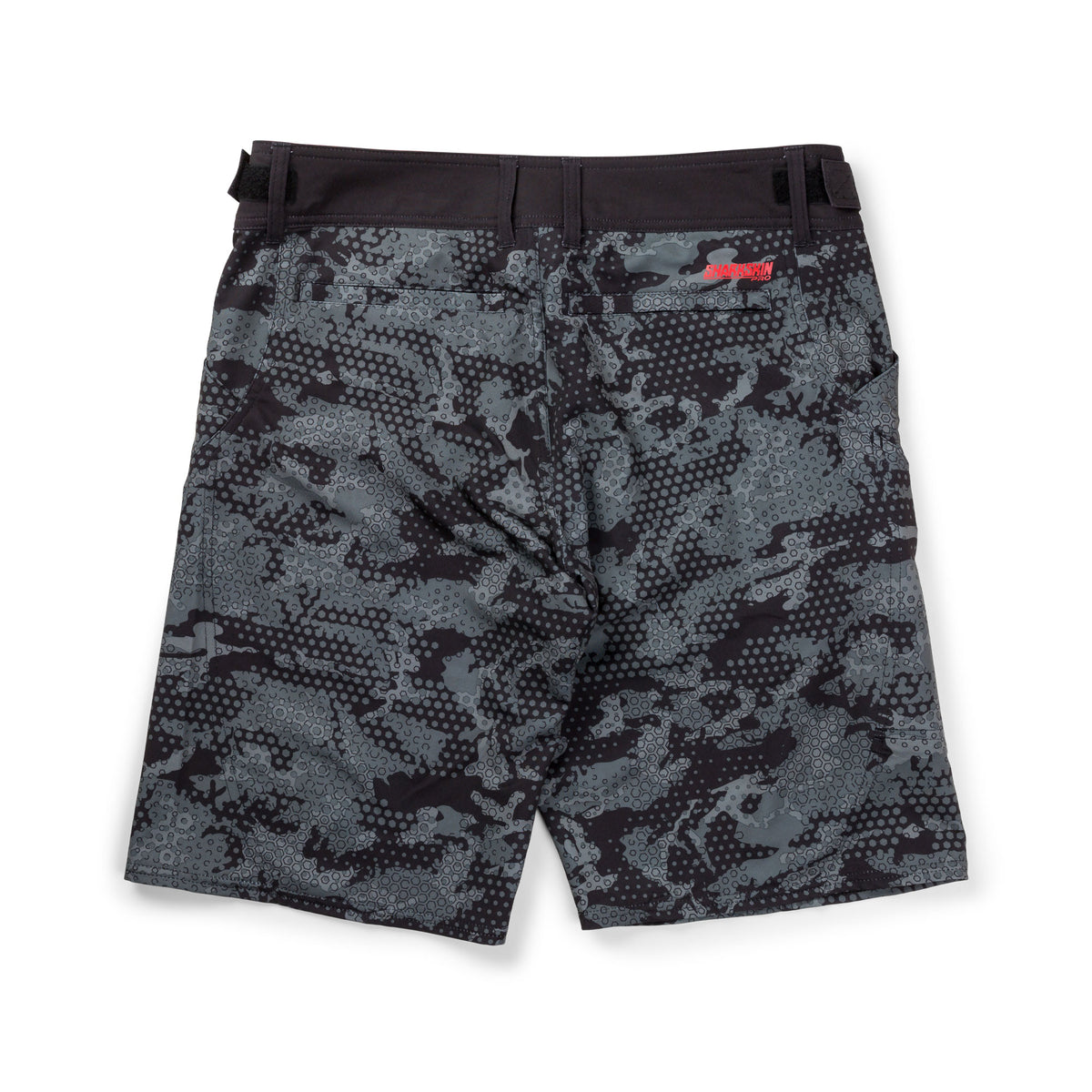 Sharkskin Pro Fishing Shorts Big Image - 2