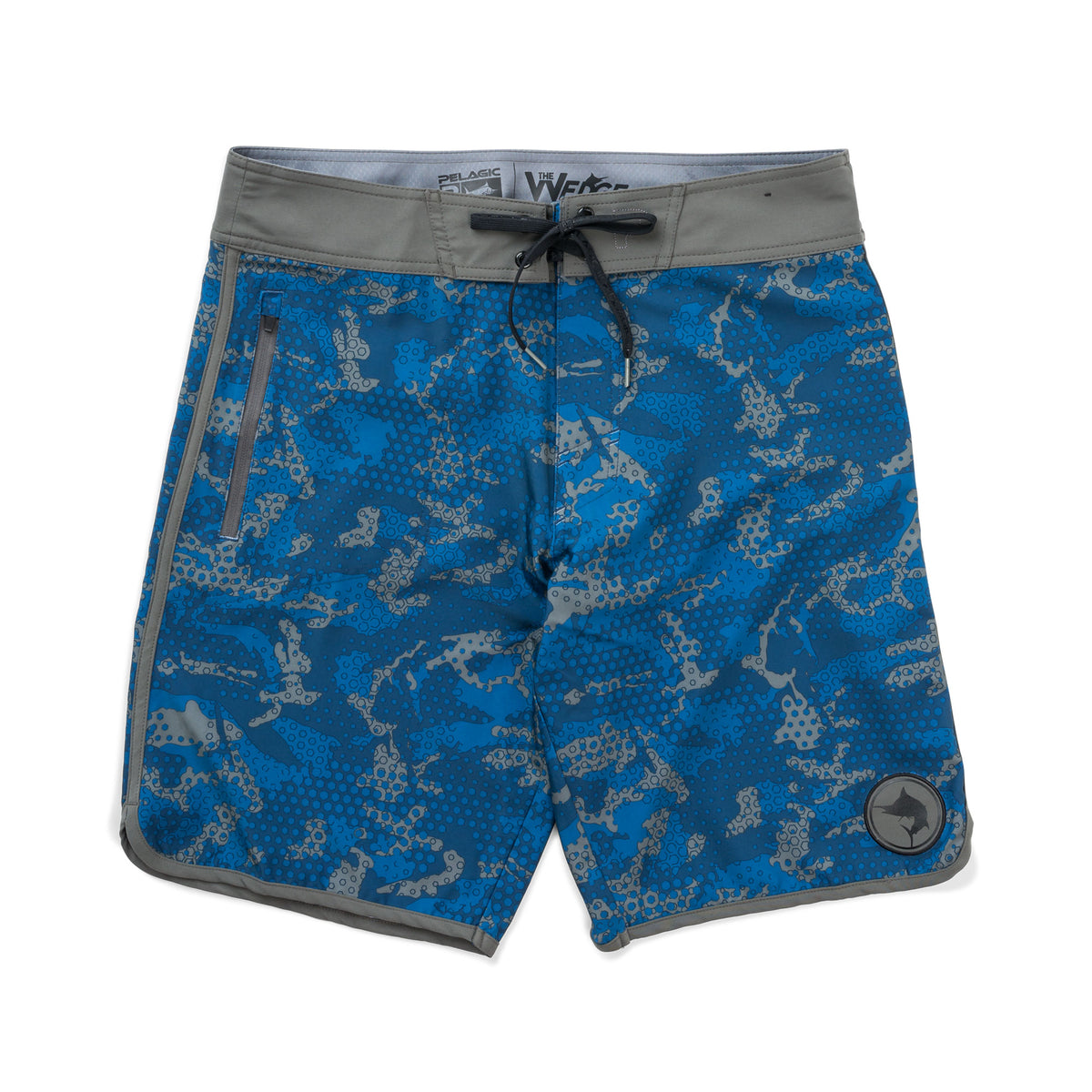 Wedge Boardshorts Big Image - 1