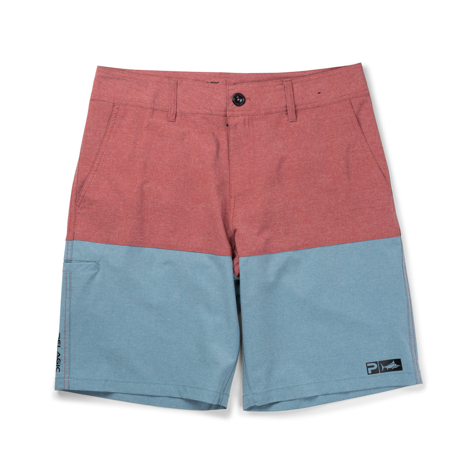 Deep Sea Hybrid Fishing Shorts Big Image - 1
