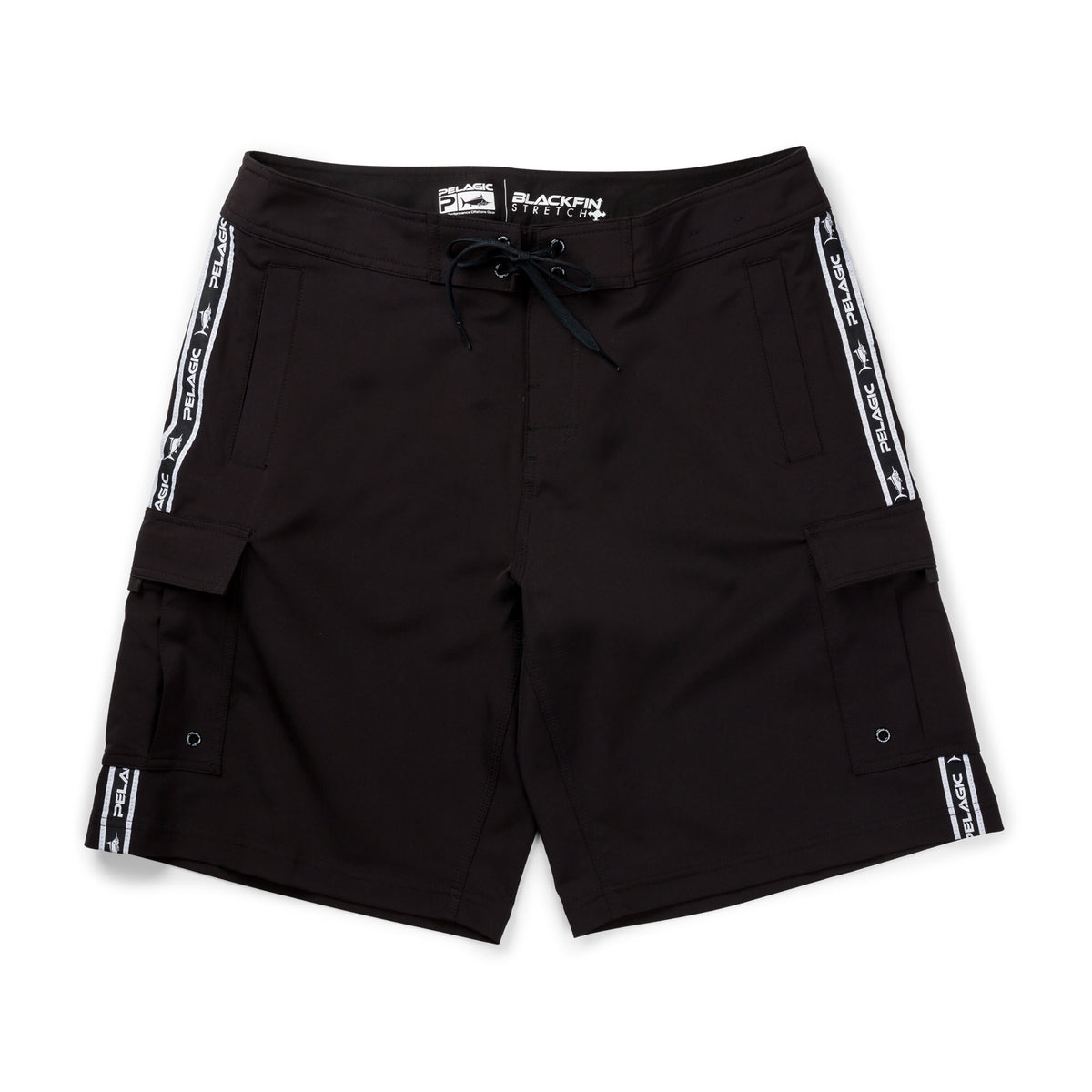 Blackfin Stretch Fishing Shorts Big Image - 1