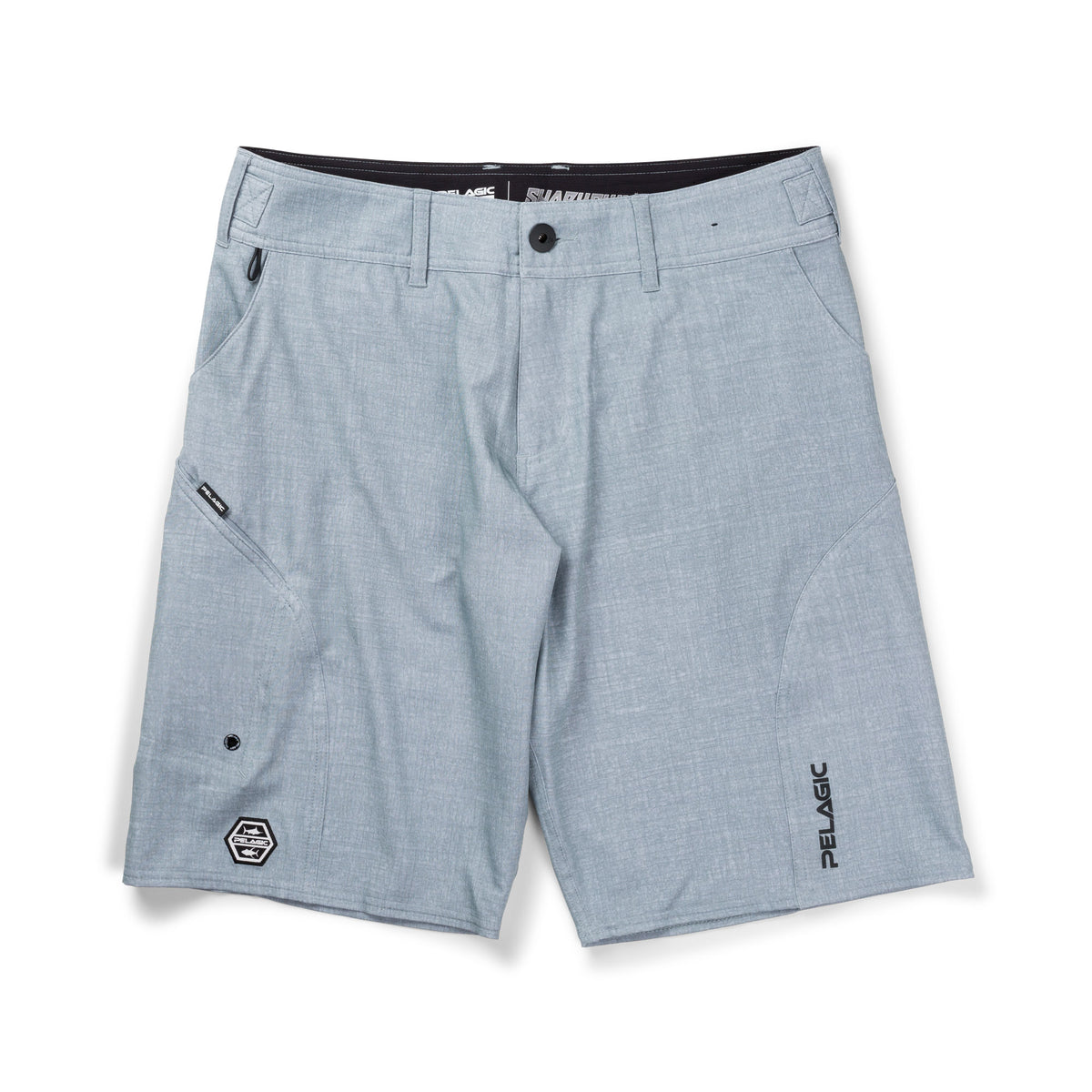 Sharkskin Pro Fishing Shorts Big Image - 1