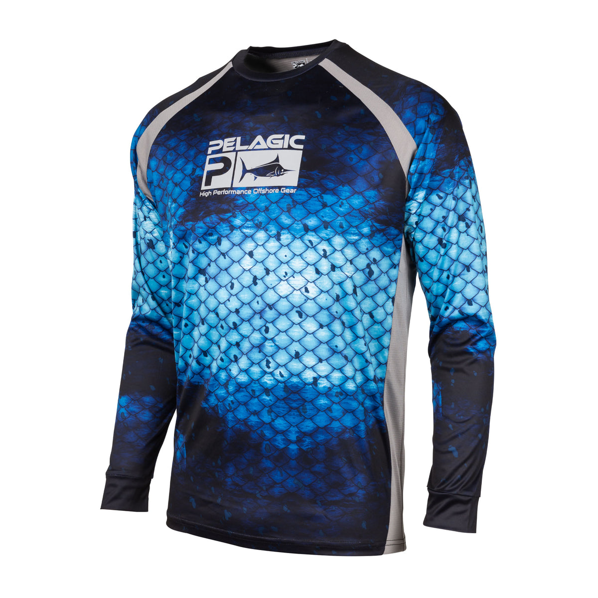 Vaportek Performance Long Sleeve Shirt Big Image - 1