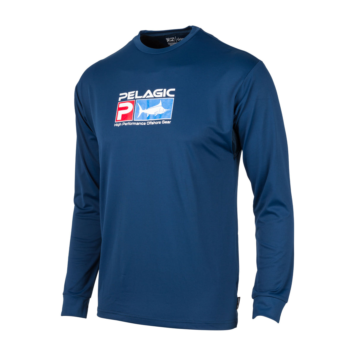 Aquatek Long Sleeve Fishing Shirt - Youth Big Image - 1