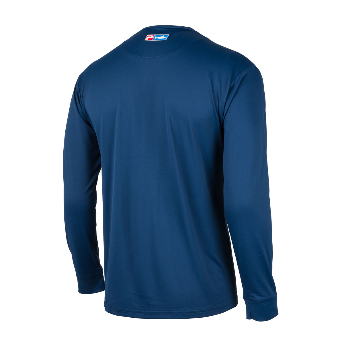 Aquatek Long Sleeve Fishing Shirt - Youth Big Image - 2