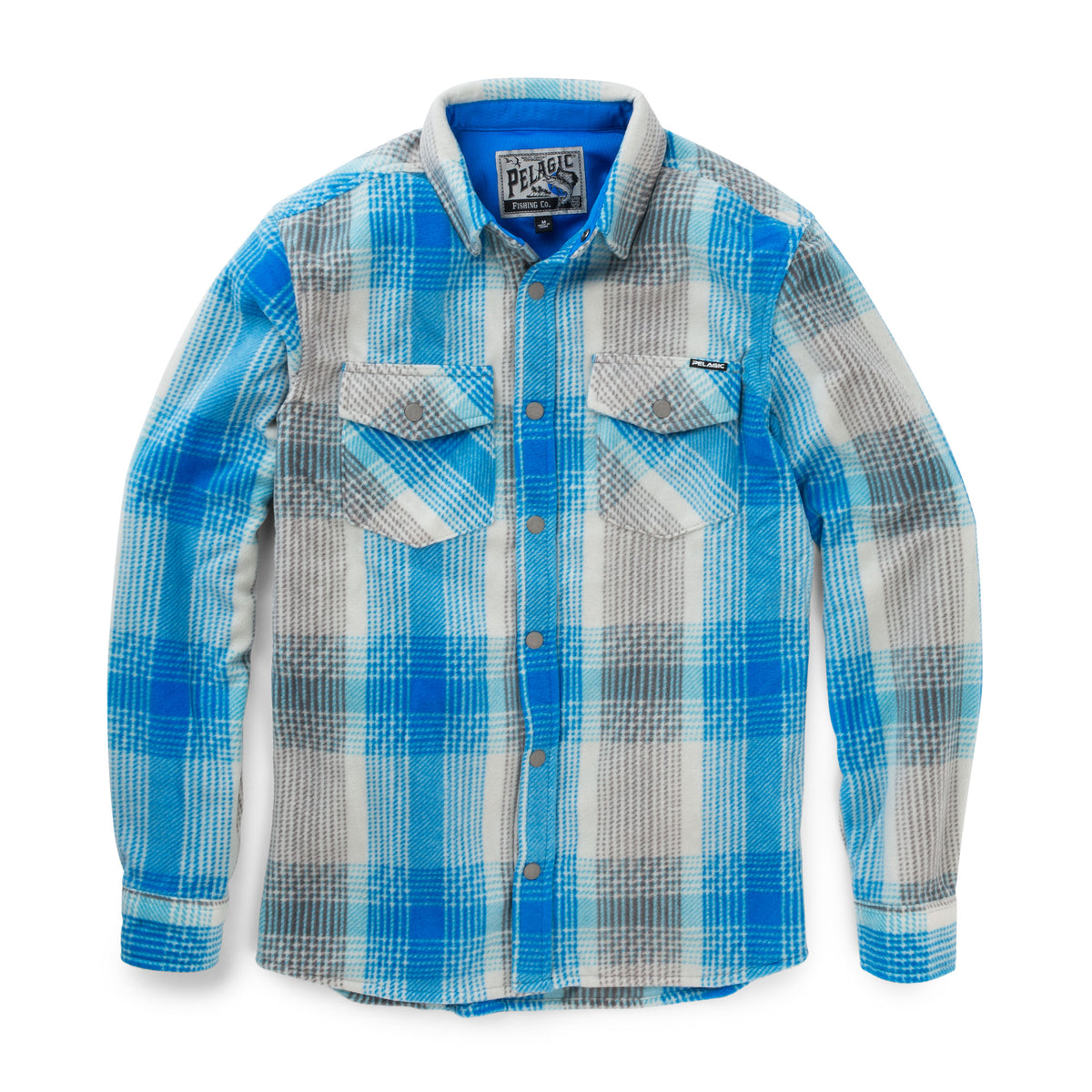 Quest Performance Flannel Big Image - 1