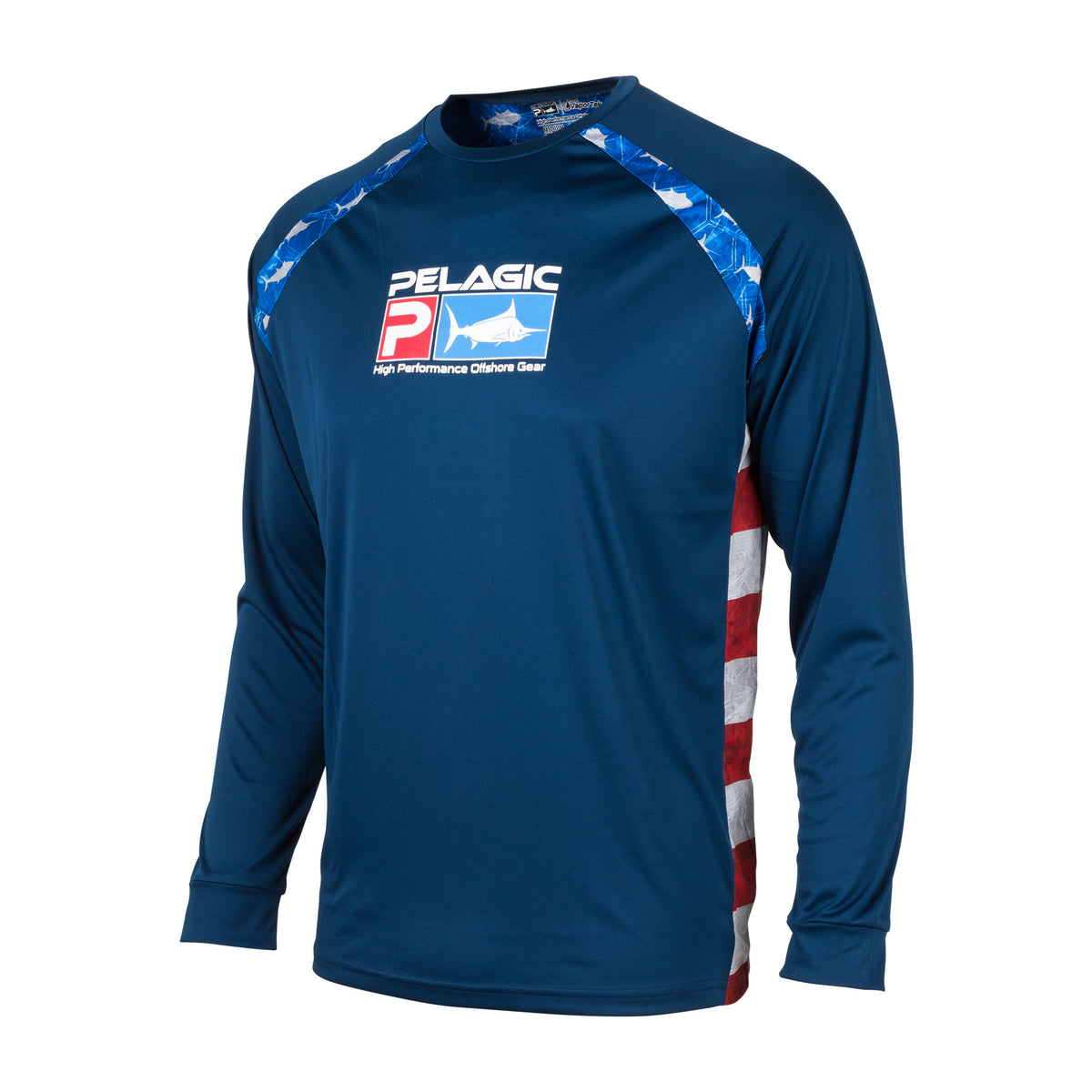 Vaportek Sideline Performance Fishing Shirt Big Image - 1