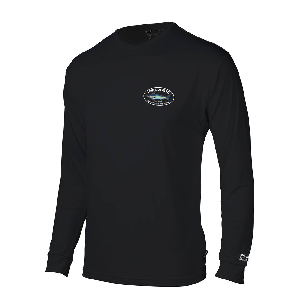 Aquatek Built Long Sleeve Fishing Shirt Big Image - 2