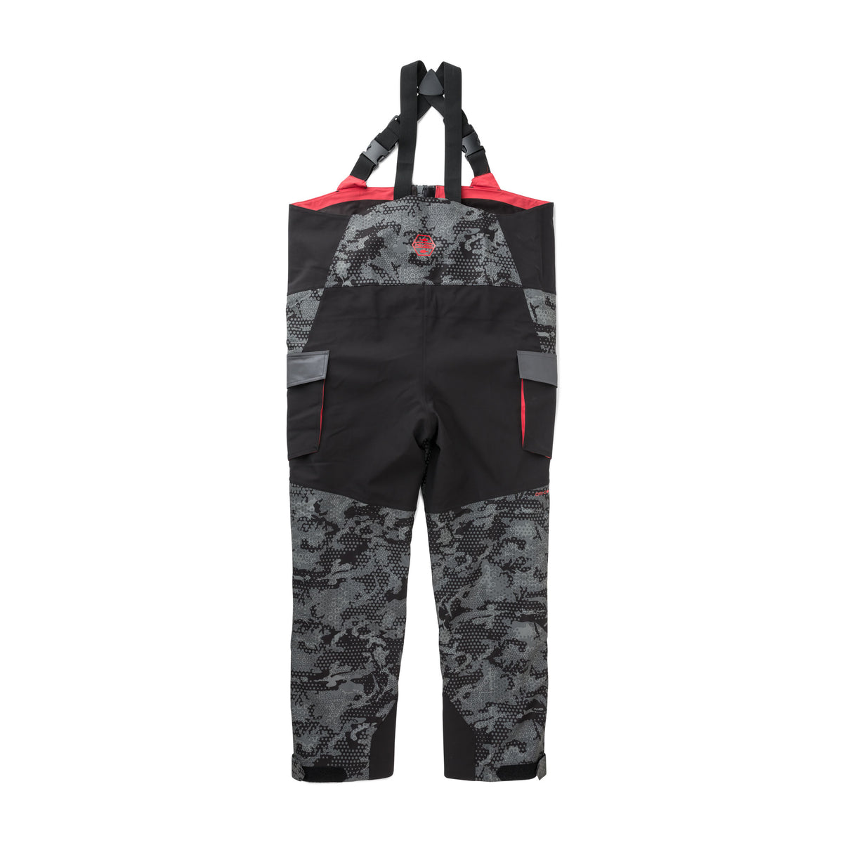 Tempest Pro Storm Fishing Bib Big Image - 3