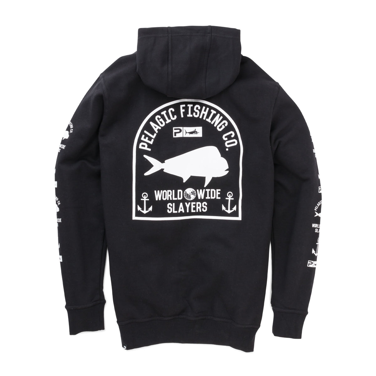 Worldwide Slayer Zip Hoody Big Image - 1