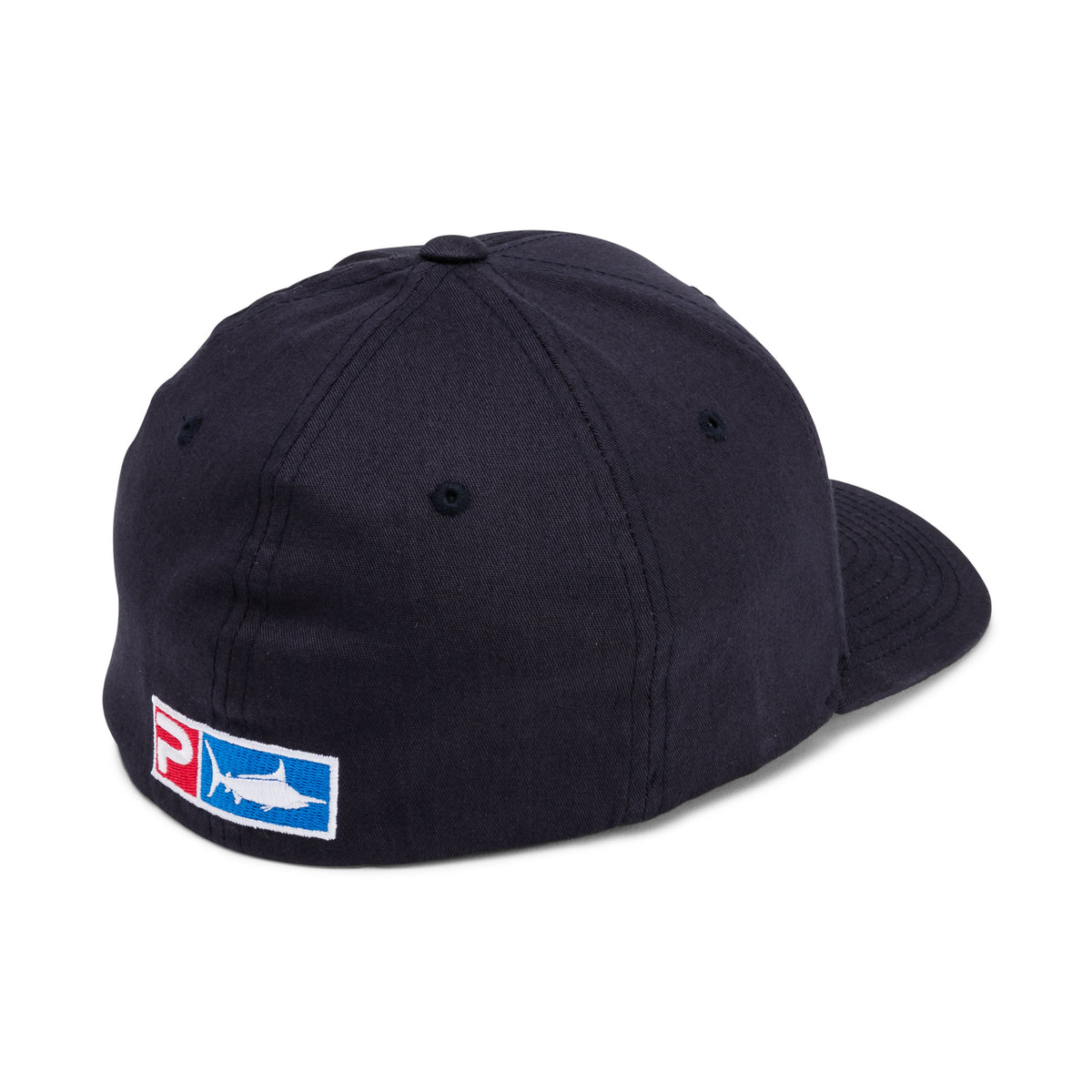 Pelagic Logo Flexfit Hat Big Image - 2