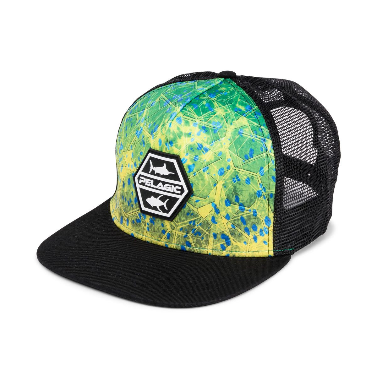 Alpha Snapback Hat Big Image - 1