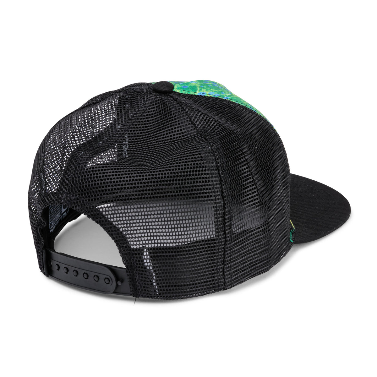 Alpha Snapback Hat Big Image - 2