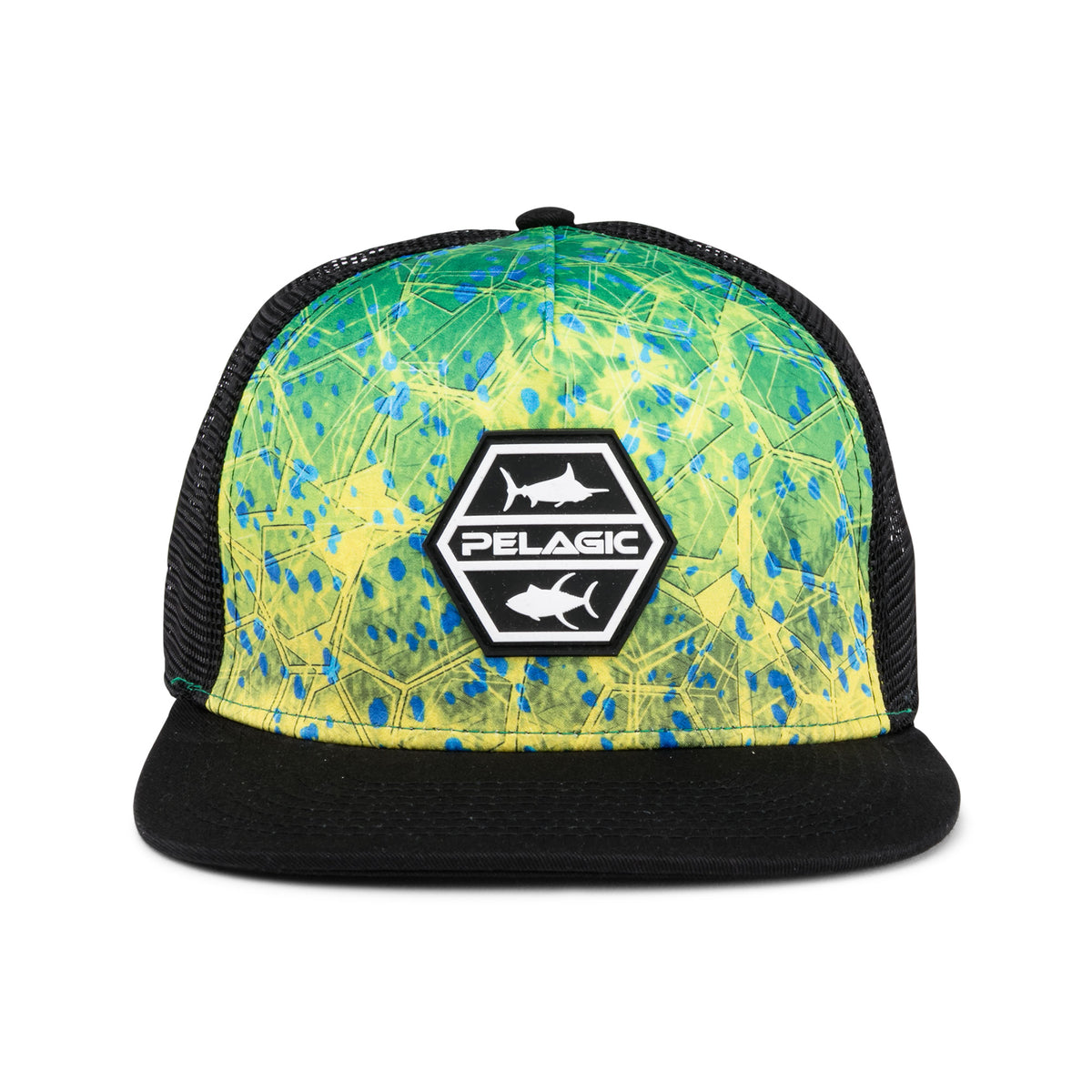 Alpha Snapback Hat Big Image - 3