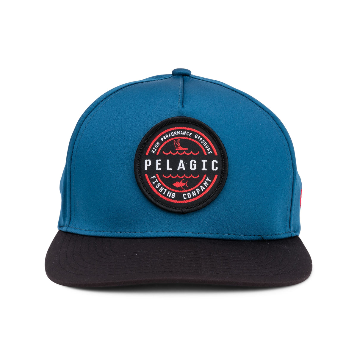 Swells Performance Snapback Hat Big Image - 3