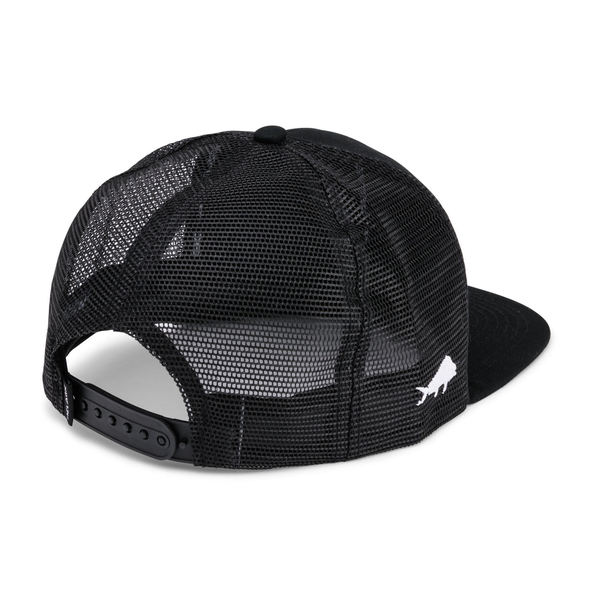 Worldwide Slayer Snapback Hat Big Image - 2
