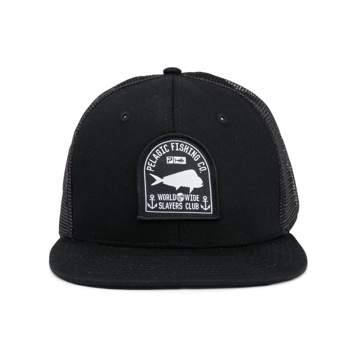 Worldwide Slayer Snapback Hat Big Image - 3