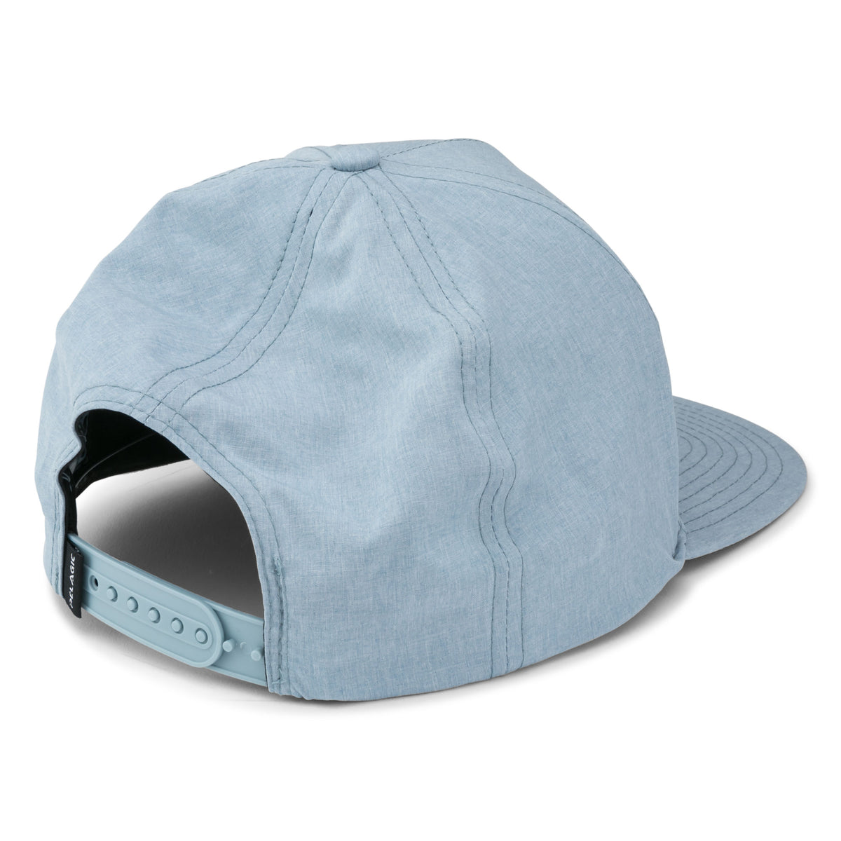 Deep Sea Snapback Hat Big Image - 4