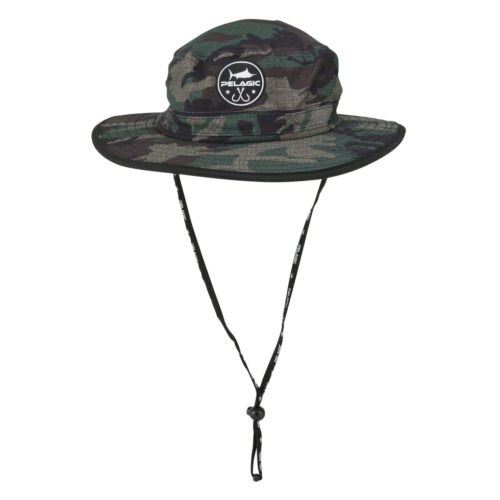 Sunsetter Bucket Hat Big Image - 2