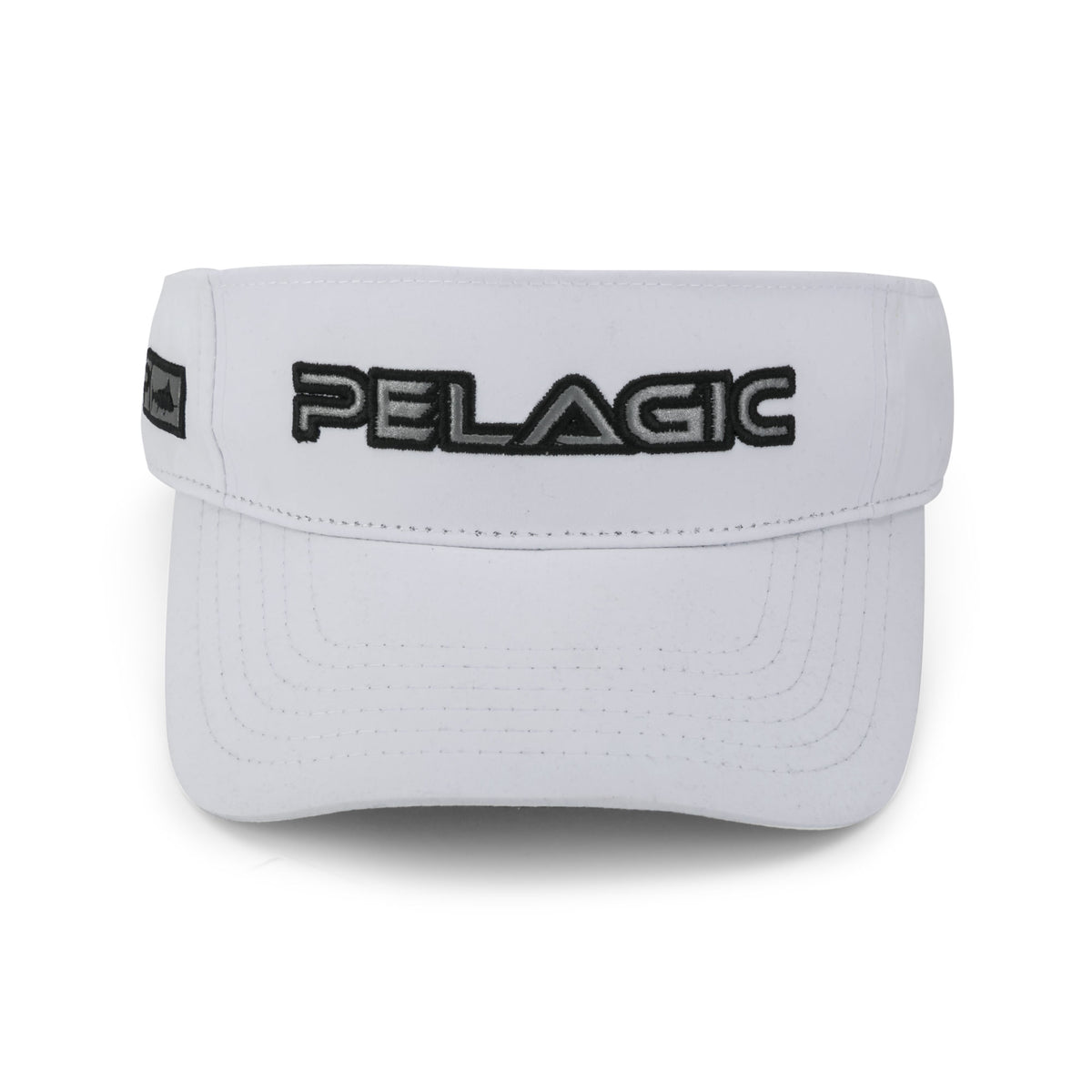 Performance Print Fishing Visor Big Image - 2
