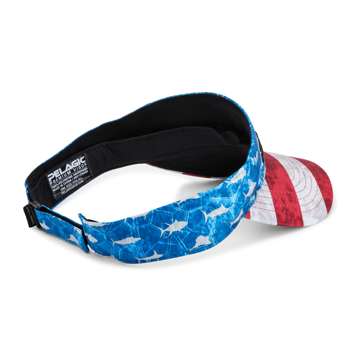 Performance Fishing Visor Big Image - 2