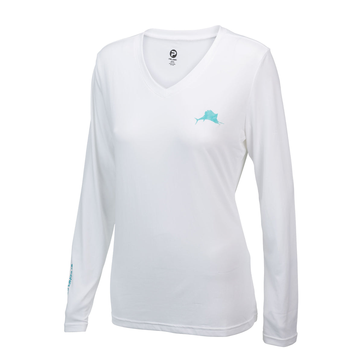 Solar Performance Long Sleeve UPF Shirt Big Image - 1