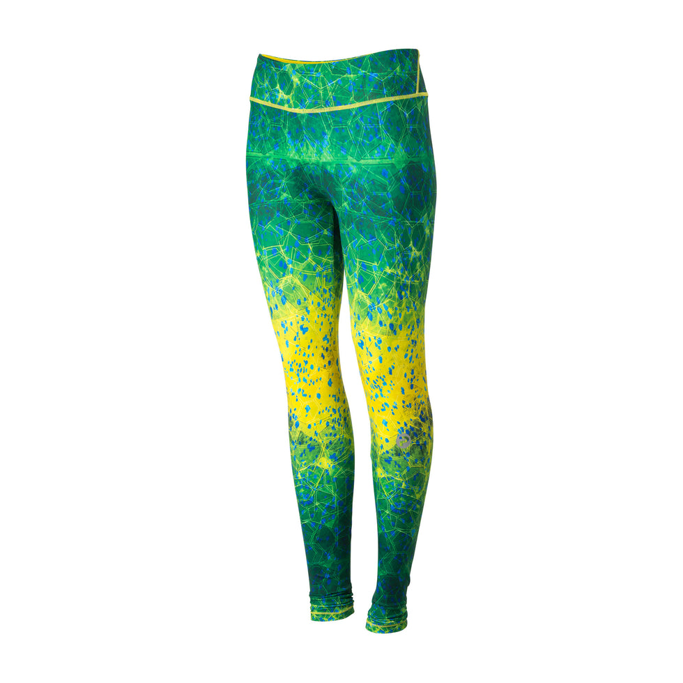 Maui Fishing Leggings Big Image - 1