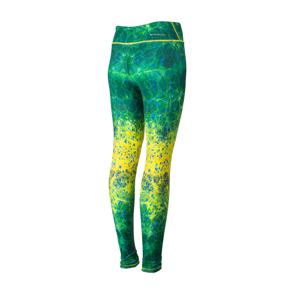 Maui Fishing Leggings Big Image - 2