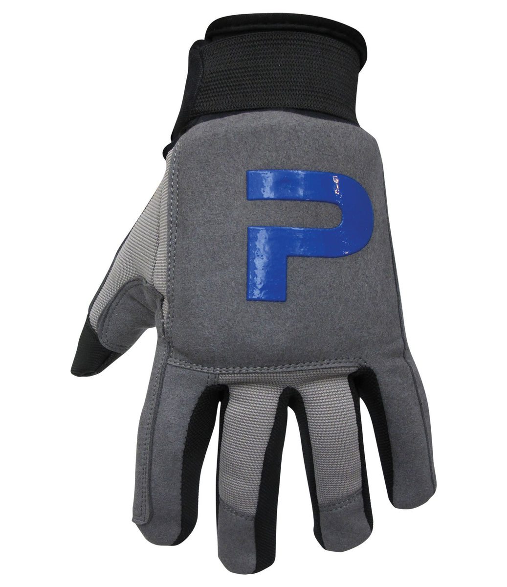 Wireman HD Gloves Grey Big Image - 1
