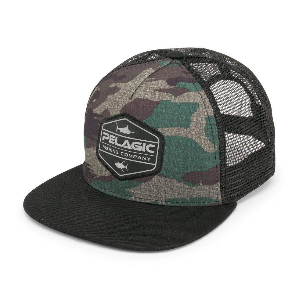 Alpha Snapback Hat - Duo Big Image - 1