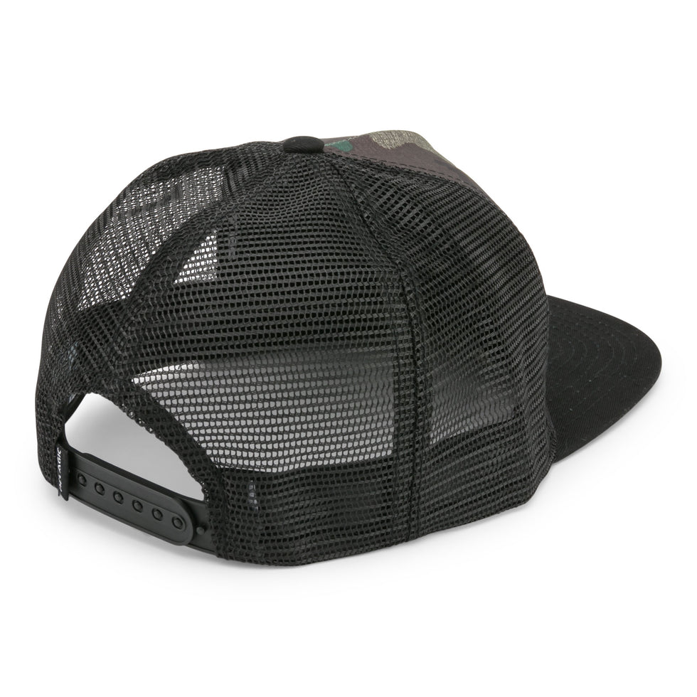 Alpha Snapback Hat - Duo Big Image - 2