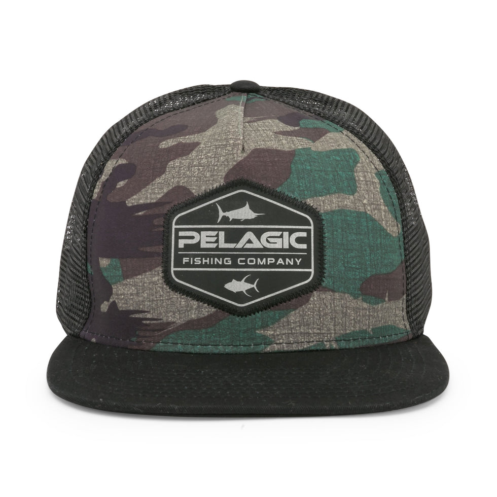 Alpha Snapback Hat - Duo Big Image - 3