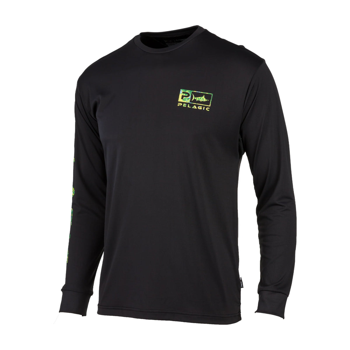 Aquatek Icon Long Sleeve Performance Shirt - Kids Big Image - 2