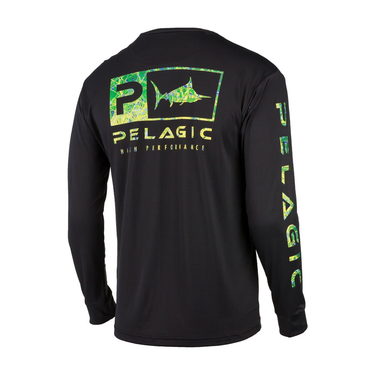 Aquatek Icon Long Sleeve Performance Shirt - Kids Big Image - 1