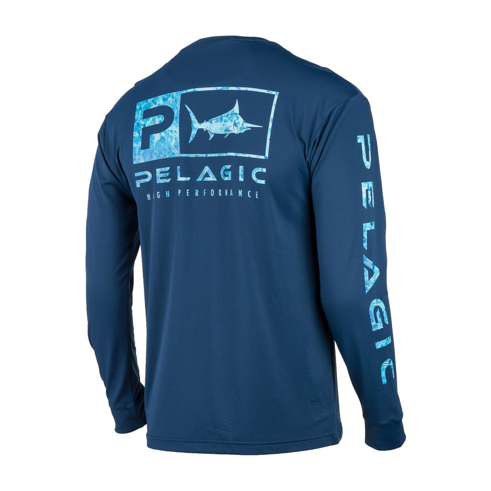 Aquatek Icon Long Sleeve Performance Shirt - Youth Big Image - 1
