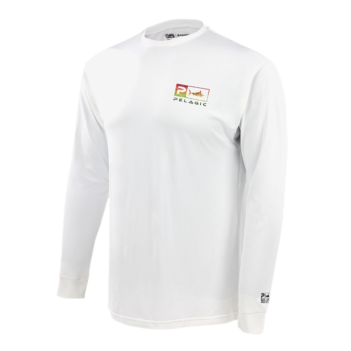 Aquatek Icon Long Sleeve Performance Shirt Big Image - 2