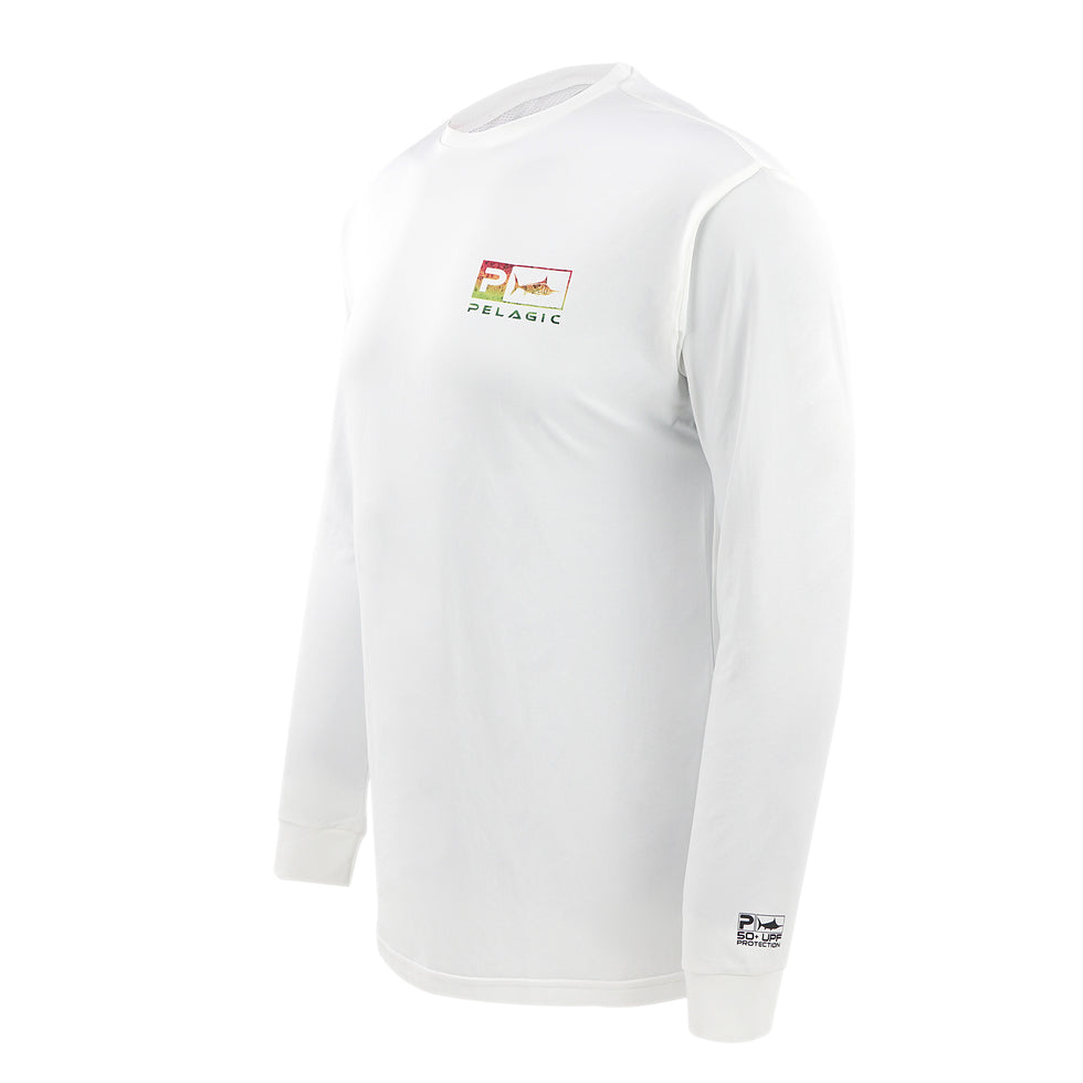 Aquatek Icon Long Sleeve Performance Shirt Big Image - 3