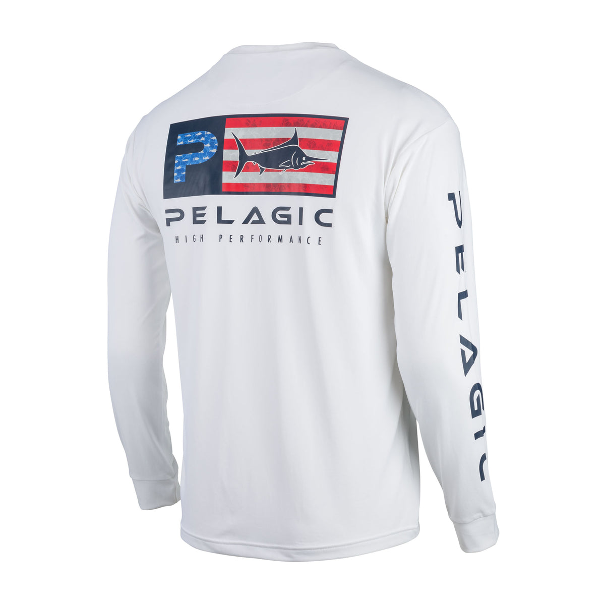 Aquatek Icon Long Sleeve Performance Shirt Big Image - 1