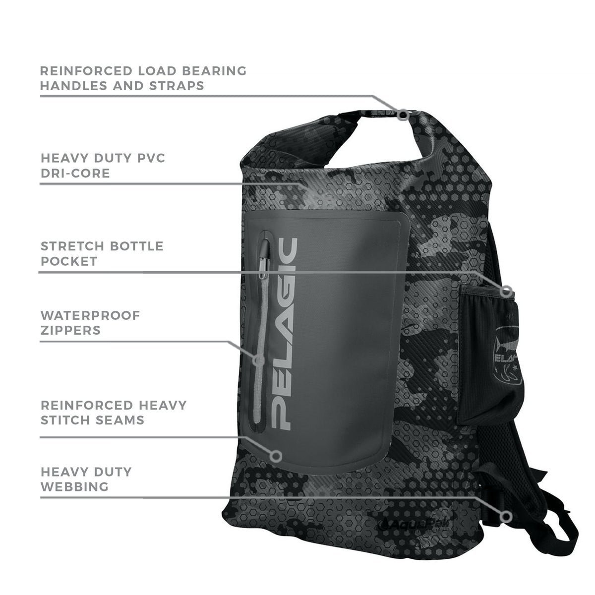 30L Aquapak Backpack Big Image - 2