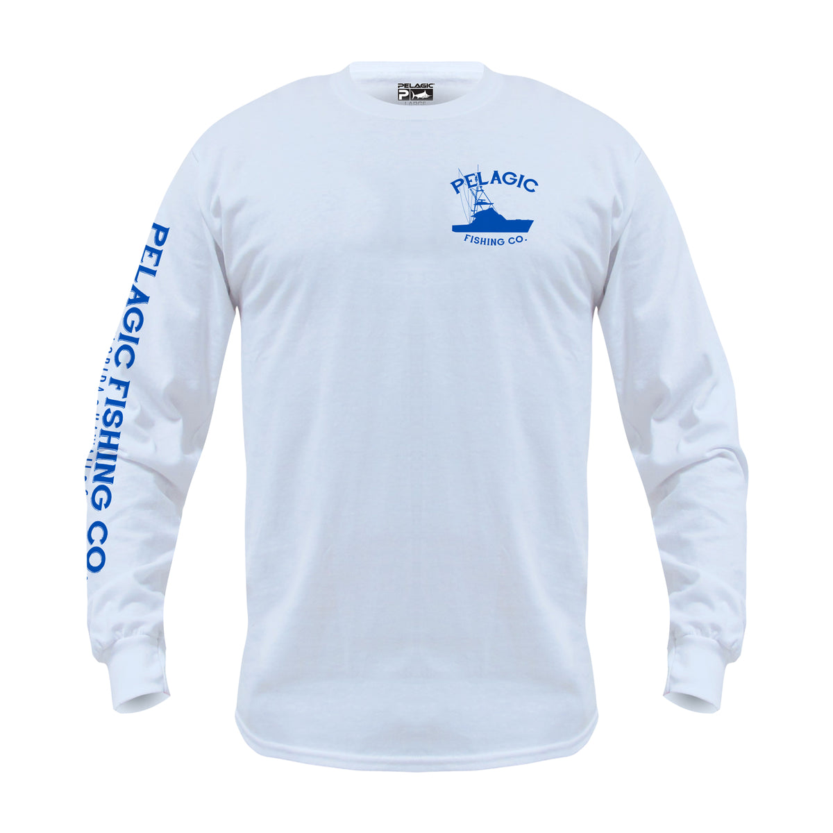 Charter Long Sleeve T-shirt Big Image - 2