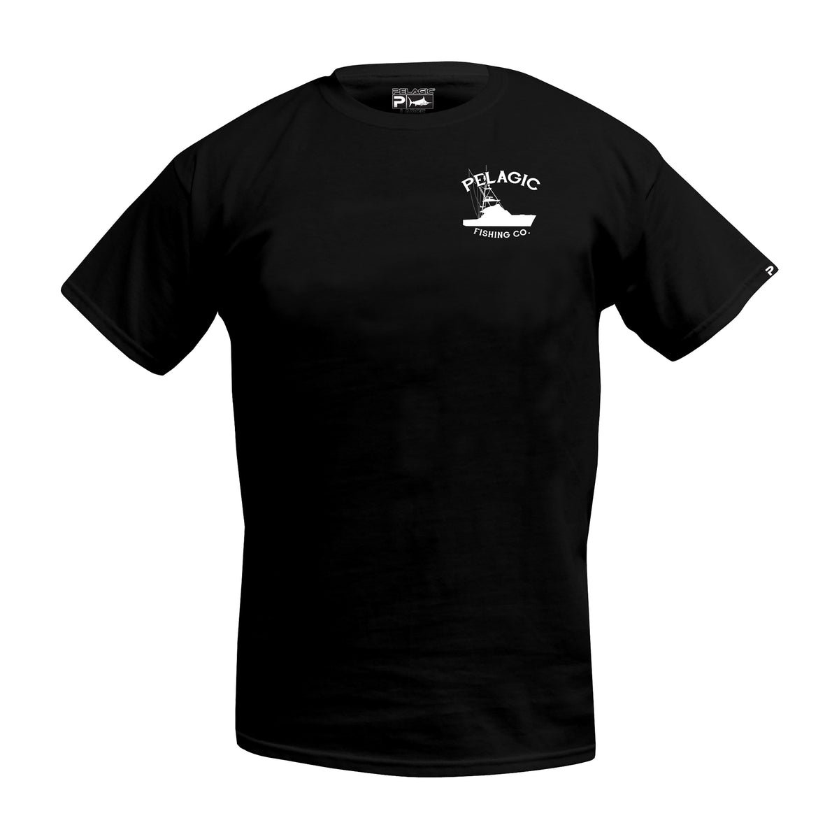 Charter Fishing T-shirt Big Image - 2