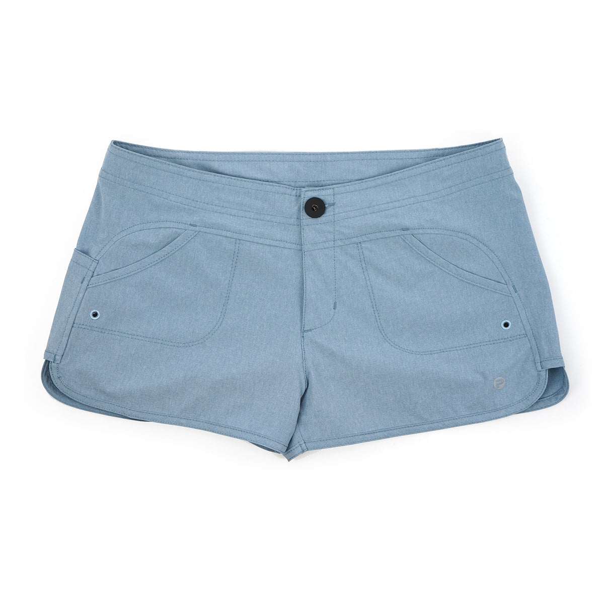 Deep Sea Hybrid Fishing Shorts - Womens Big Image - 1