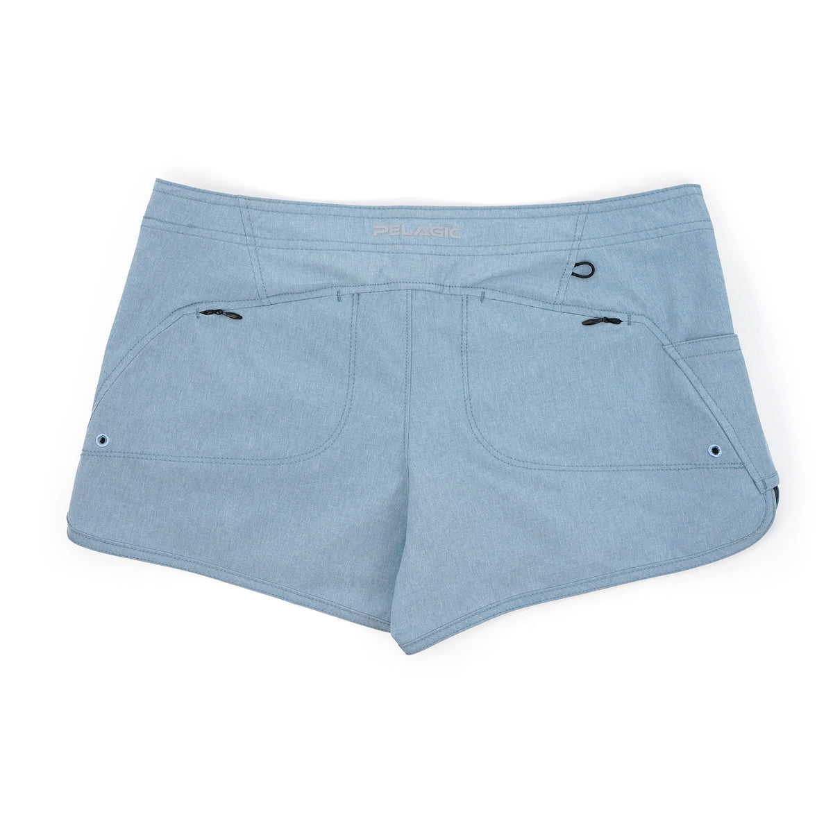 Deep Sea Hybrid Fishing Shorts - Womens Big Image - 2