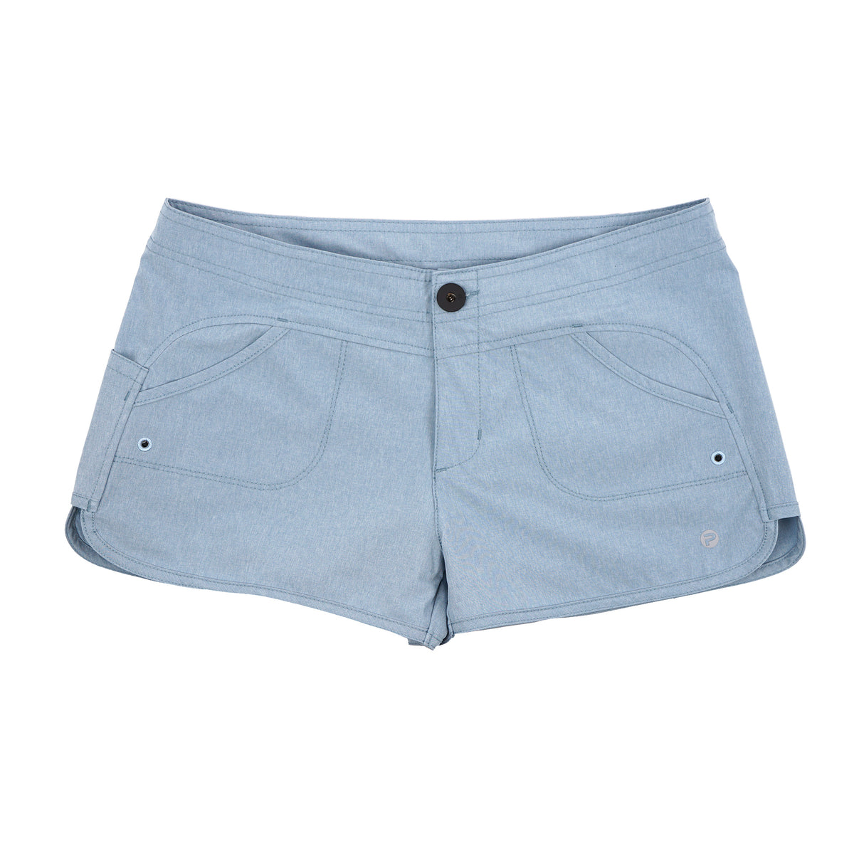 Deep Sea Hybrid Fishing Shorts - Womens Big Image - 6
