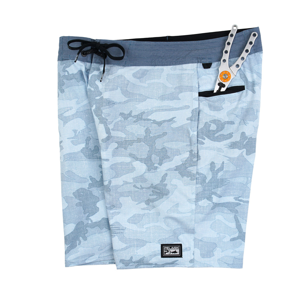 Deep Drop Fishing Shorts Big Image - 4