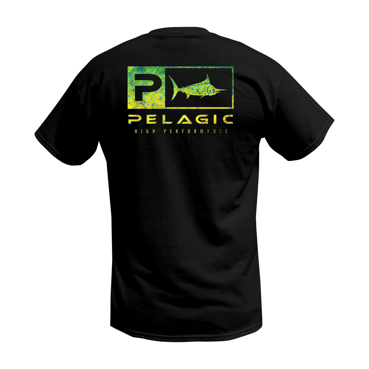 Deluxe Dorado Green T-shirt Big Image - 1