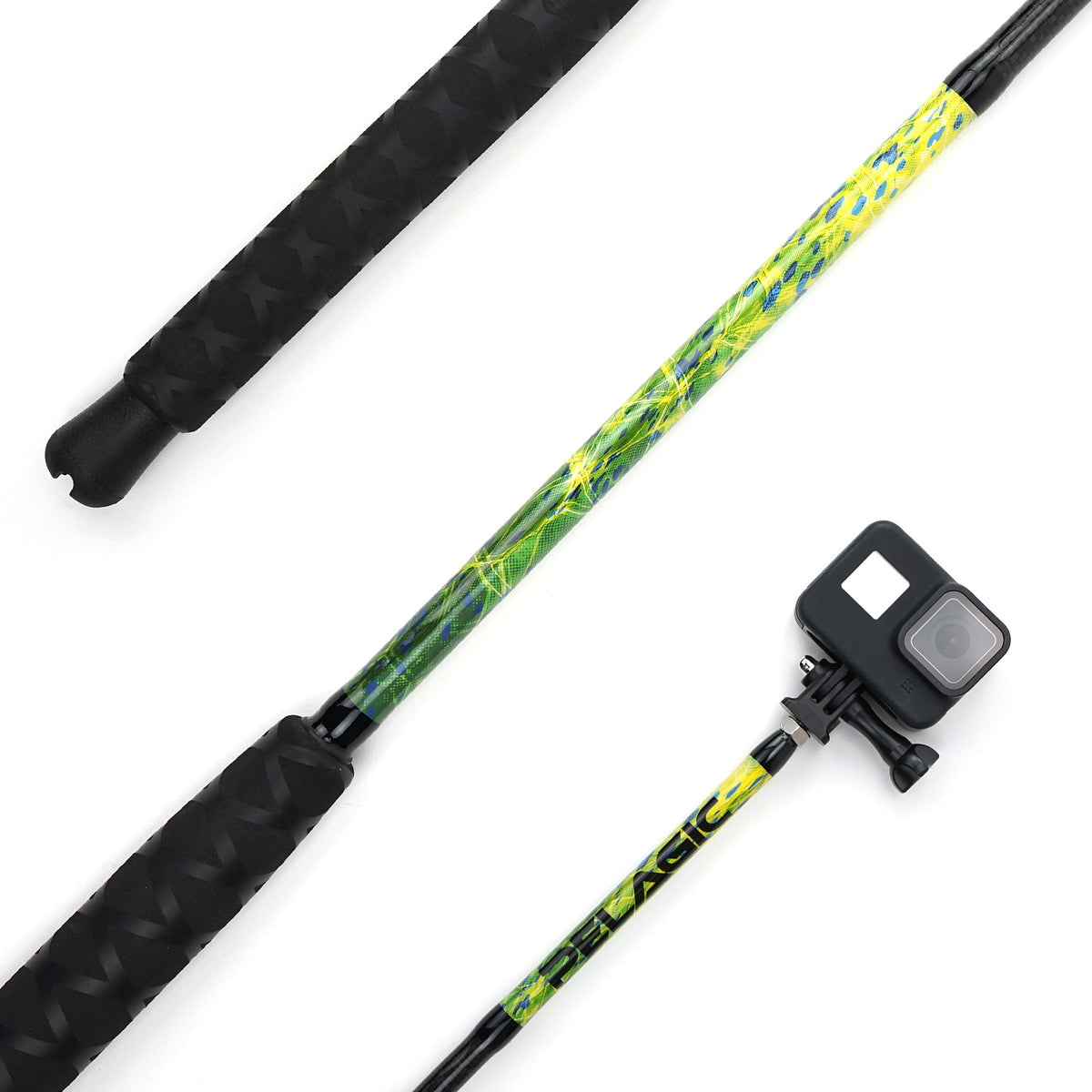 "Custom 70"" GoPro Camera Stick Big Image - 1"