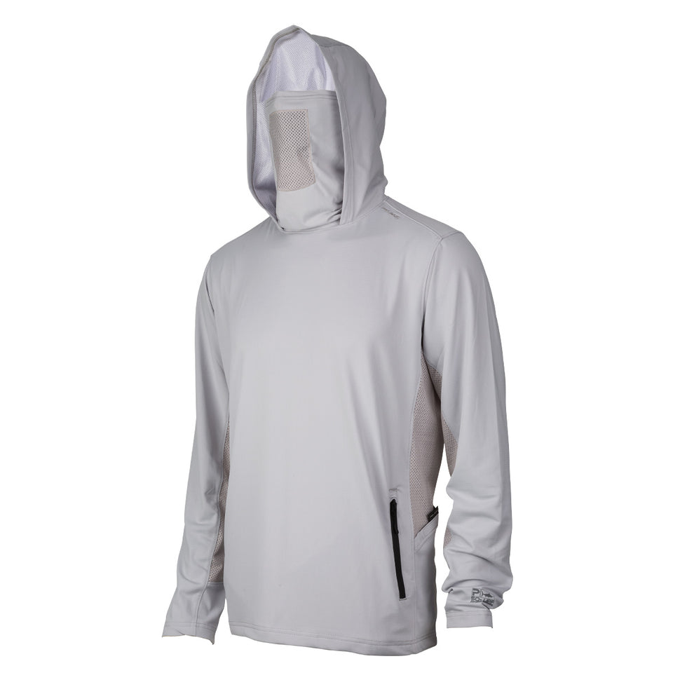 Exo-Tech Hooded Fishing Shirt Big Image - 1