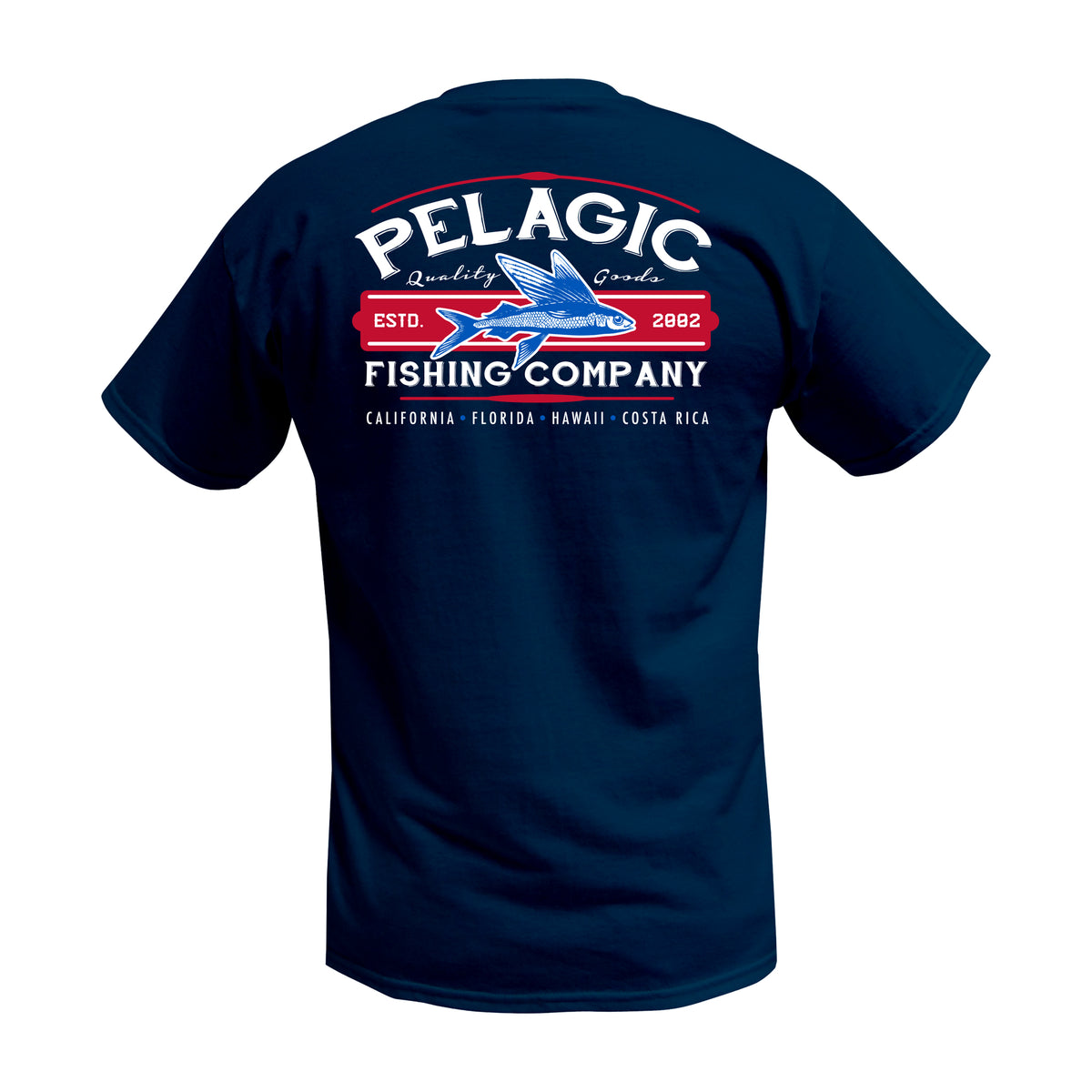 Fish Co. T-shirt Big Image - 1