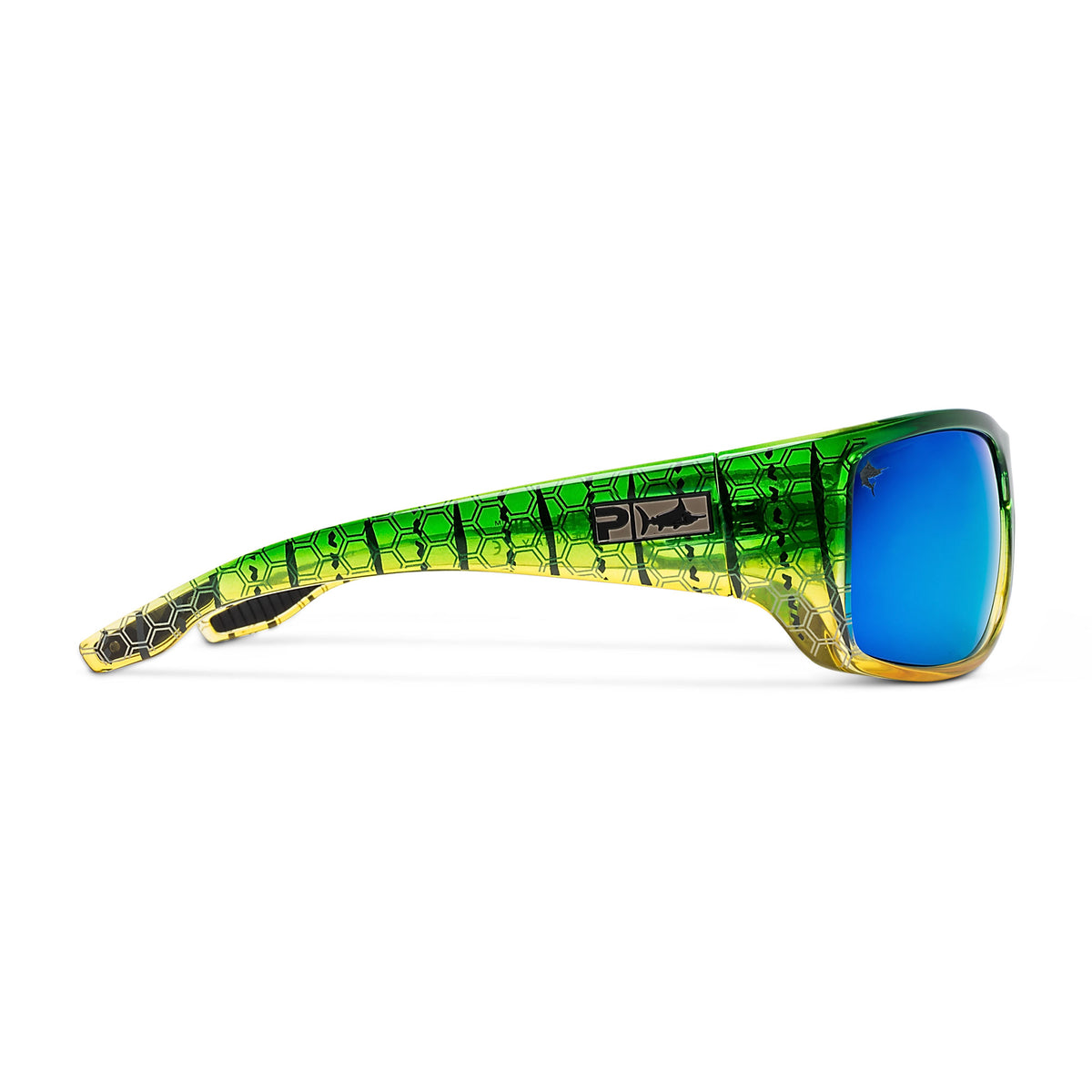 Fish Hook - Polarized Polycarbonate Lens Big Image - 3